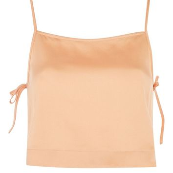 Tie Side Crop Camisole Top - New In Fashion - New In