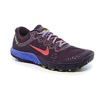 Nike Women's Zoom Terra Kiger 2 Running Shoes - Cave Purple/Purple Haz