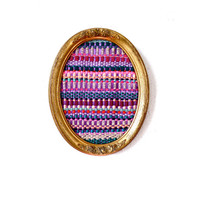 Purple dreams // Handwoven Tapestry Wall hanging Weaving Fiber Textile Wall Art Woven Home Decor Jujujust