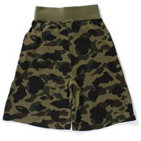 1ST CAMO GAUCHO PANTS LADIES