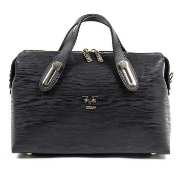 V 1969 Italia Womens Handbag V1969003 BLACK
