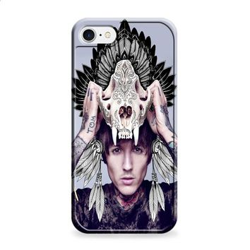 OLIVER SYKES SKULL HEAD iPhone 6   iPhone 6S case