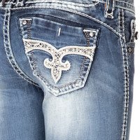 ADELE BOOT CUT JEAN