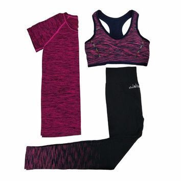 Three Piece Workout Set