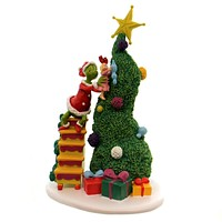 Department 56 Accessory It Takes Two Grinch & Cindy Lou Village Accessory