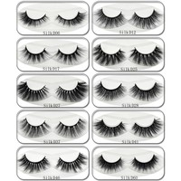 Natural 3D Eyelashes