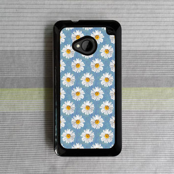 HTC One M7 case , HTC One M8 case , HTC case , htc one case , htc one m7 , htc one m8 , Daisy