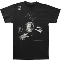 Universal Monsters Men's  Full Moon T-shirt Black