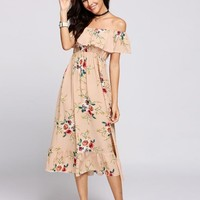 Just A Country Girl Maxi Dress