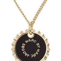 Marc by Marc Jacobs - Logo Necklace