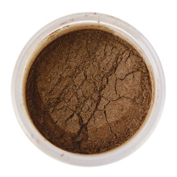 Chocolate Brown Luster Dust