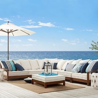 Chatham Low Sectional Set