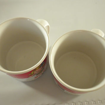 Campbell Soup Mugs, Soup Bowls, M'm! M'm Good!