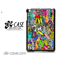 Hoonigan Cool Smiley DC Graffiti Sticker Bomb For Ipad 2/3/4 Ipad Mini 2/3/4 Ipad Air 1 Ipad Air 2 Case Phone Case Gift Present