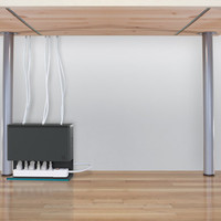 quirky  - Plug Hub Desk Power Cable Organizer