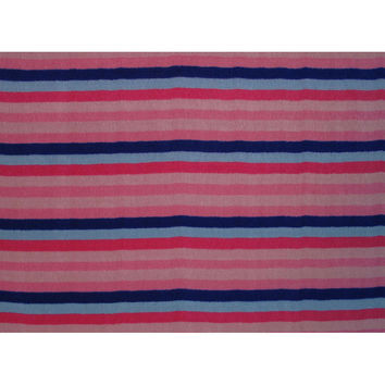 Fun Rugs Fun Time Collection Blooming Pink Area Rug