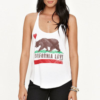Billabong Flower Bear Tank at PacSun.com
