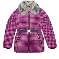 Flannel Puffer by Juicy Couture