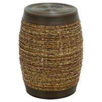 You should see this Barrel Stool in Brown on Daily Sales!