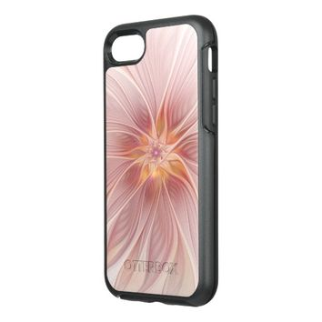 Soft Floral Summer Dream Abstract and Modern Art OtterBox Symmetry iPhone 7 Case