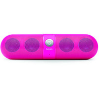 Beats By Dre Beats Pill Neon Pink Wireless Speakers at Zumiez : PDP