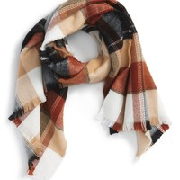 BP. 'Heritage Plaid' Scarf | Nordstrom