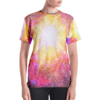 Collageno Collab || Women's T-shirt - Live In Love