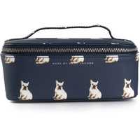 Marc By Marc Jacobs Dog Print Cosmetic Case