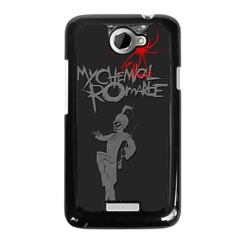 MY CHEMICAL ROMANCE BLACK PARADE 2 HTC One X Case Cover