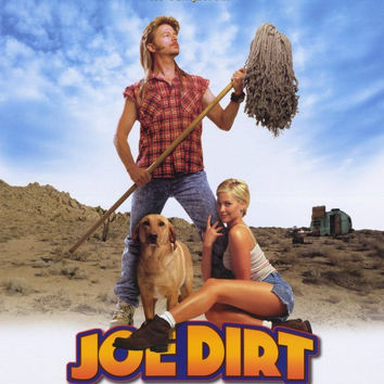 The Adventures of Joe Dirt 11x17 Movie Poster (2001)