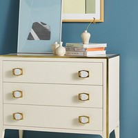 Silhouette Three-Drawer Dresser