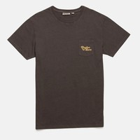 Pocket T-Shirt in Vintage Black