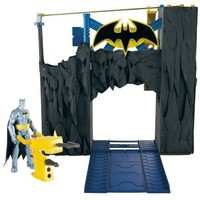 Batman Power Attack Blast and Battle Batcave Play Set