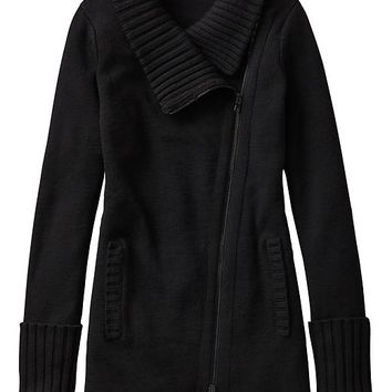 Chill Factor Sweater Coat