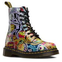 DR MARTENS WIGAN KABOOM PASCAL