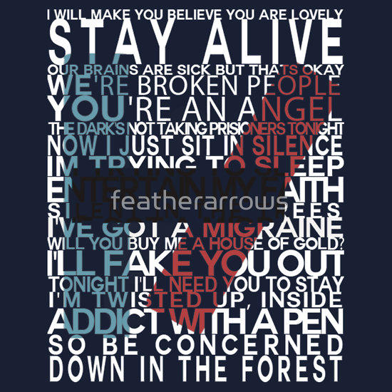 Trees Twenty One Pilots Lyrics