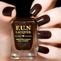 Fun Lacquer Cinnamon Nail Polish (Rafinails Collection)