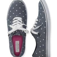Aeropostale  Polka Dot Low-Top Sneaker