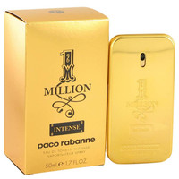 1 Million Intense Cologne by Paco Rabanne Eau De Toilette Spray