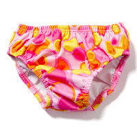 FINIS Pink Bubble Swim Diaper - Infant & Toddler | zulily