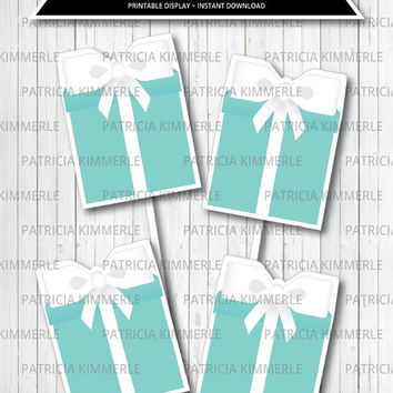 Shop Tiffany Blue Favors On Wanelo