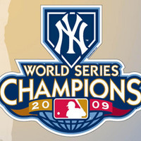2009 World Series Champions 6 Magnet New York Yankees