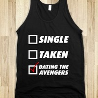 Dating The Avengers