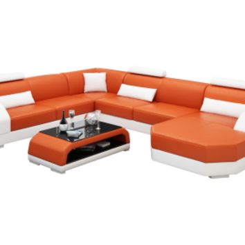 Donald Sectional Sofa by Scene Furniture - Opulentitems.com