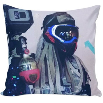 Armed Couch Pillow