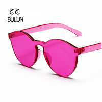 BULUN  High Quality Integrated Rimless Sunglas