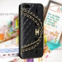 Louis Vuitton Bag - Print On Hard Case iPhone 5 Case