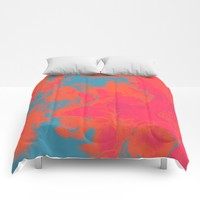 Pixelated Comforters by duckyb