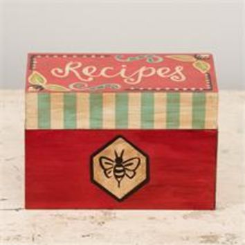 Better Together Recipe Box