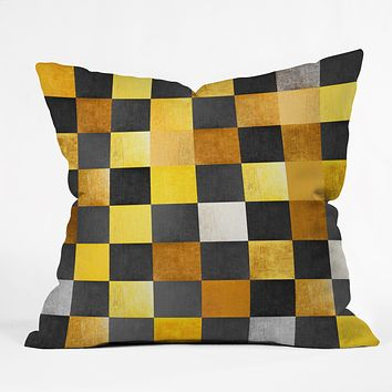 Elisabeth Fredriksson Those Golden Moments Throw Pillow